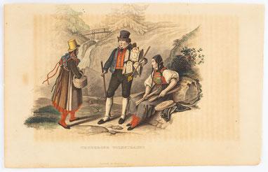 Triberger Uhrenträger, 1840 (Quelle 5)