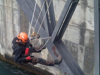 Equipements EPI - Travaux sur corde