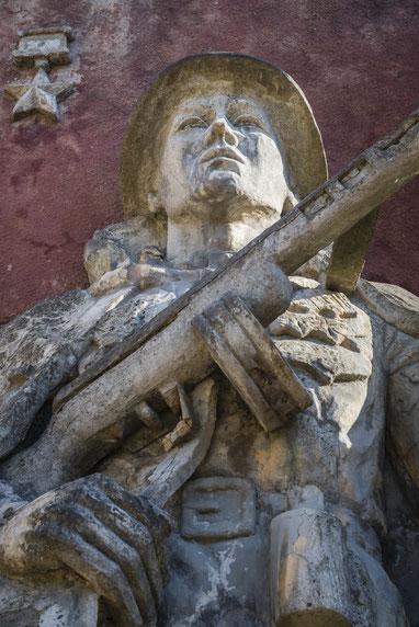 Der Rotarmist aus Beelitz
