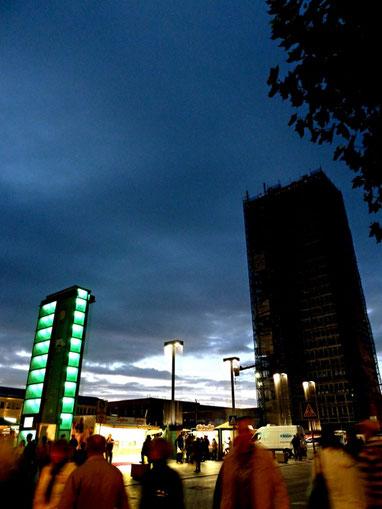 Marktplatz & Kulturfinger