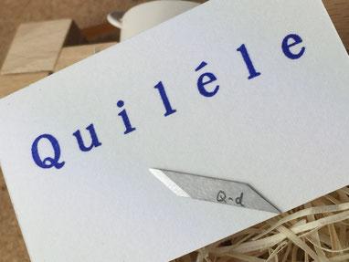 キレル Q-d カッターナイフ デザイン