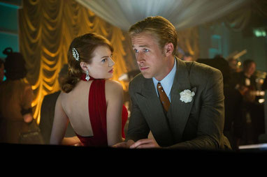 Emma Stone et Ryan Gosling: quel beau couple... (©Wilson Webb/Warner)