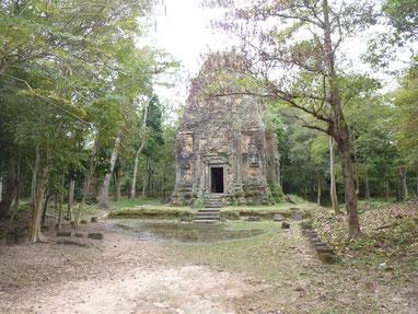 Sambor Prei Kuk, Cambodia - Tour with www.Sihanoukvilleguideservice.com