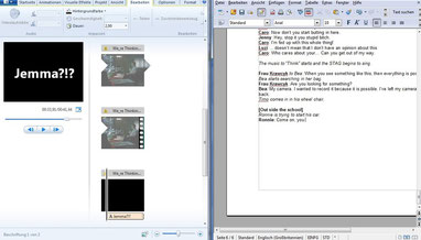 Me working on Ji.org stuff...