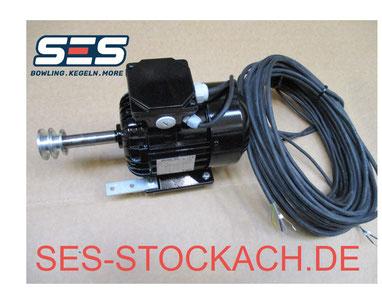 99-040317-009 Motor Maschine kpl Pinsetter motor complete