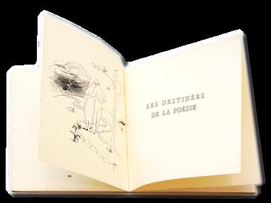 """Illustration de Max Morise du livre """"Le mouvement perpétuel"""" écrit par Aragon et publié en 1926"""