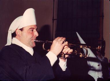D. Antonio Durnes Fuentes,  Trompeta Oficial desde 1.985