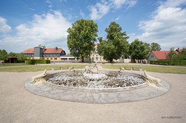 Barocker Schlosspark Ebeleben