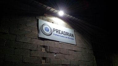 PREADRIAN PREFABRICADOS DE HORMIGÓN
