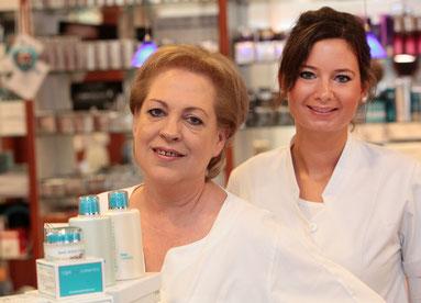 Das freundliche Team vom Kosmetikinstitut Becker