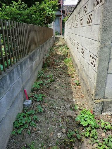 桐生市横山町245-1の売土地②