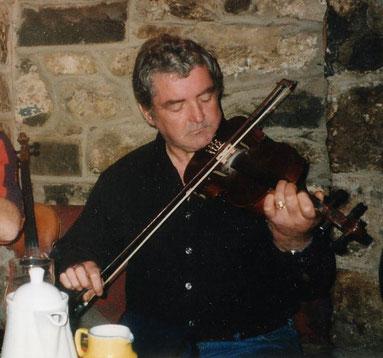 アイリッシュ音楽 フィドル奏者