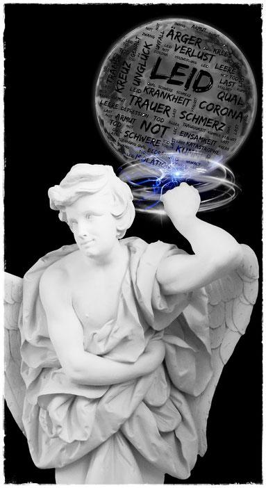 Der Engel der Stärke