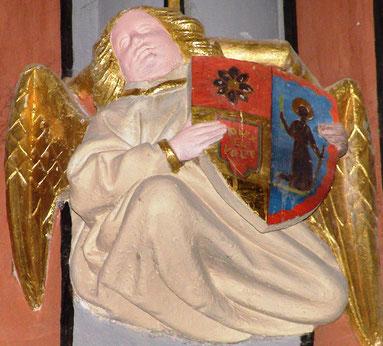 Dans la chapelle du Sacré-Cœur