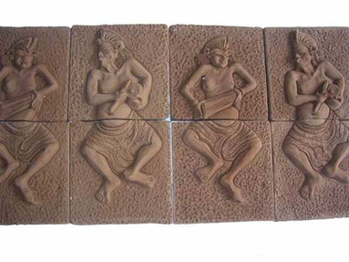 relief decoration