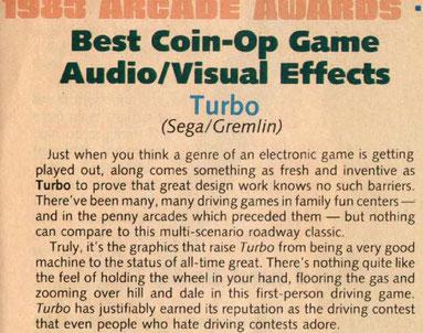 Turbo (arcade)