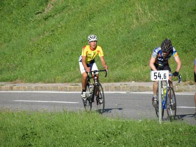 2012: Highlander Radmarathon