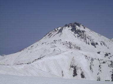 妙高 金山 焼山