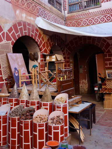 Marrakesch Urlaub: Souks