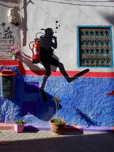 Fès in Marokko, Reisebericht