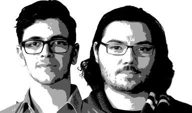 Bild: Niklas und Oliver Gründer von Matcha-Life, die größten Matcha Fans