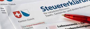 popunjavanje formulara za porez - Svajcarska