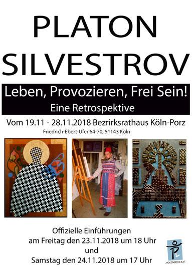 Vernissage Platon Silvestrov 2018