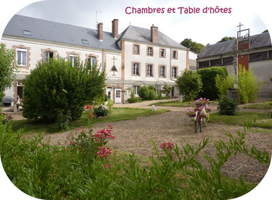 boullay , chambres charme,  accueil groupe