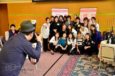Q-club photo session キュークラブ撮影タイム