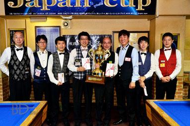 日本人最高位の新井達雄は左3