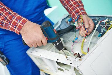 Waschmaschine reparieren Firma Schwenk Selb