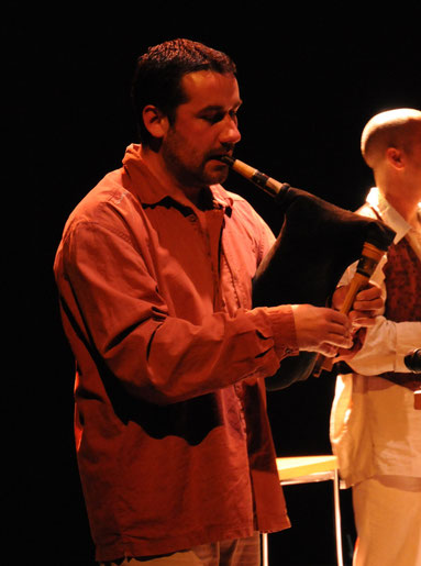 Pierre Rouch - Musicien - Facteur d'instruments - Bouilleur de cru