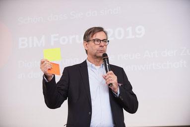 Norbert Erlach Moderation