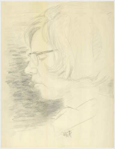 Bild Blei: Porträt Gisela Fischer