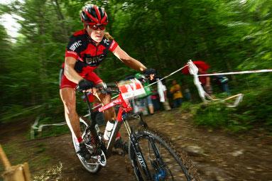 Kerstin Kögler, Deutsche Meisterschaft Albstadt. Foto: Sportograf