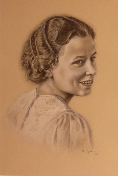 Meine Mutter 1936