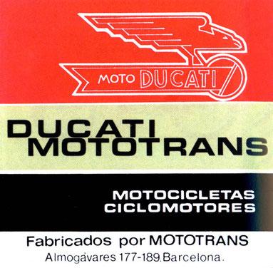 Mototrans empieza a tener entidad propia en esta publicidad