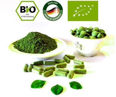 Moringa, Moringapulver, Superfood