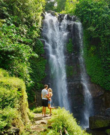 Golden Valley Wasserfall