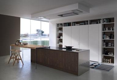 avant projet de cuisine 3d