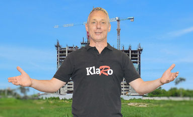 Bauleiter Coach Klaus Rommel