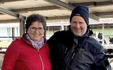 Andrea und Klaus Oberhofer