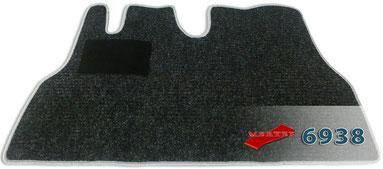 Mertex-Onlineshop - Autofussmatte - Peugeot Boxer I Typ 230 (3-Sitz.)  03/ 1994 - 2002