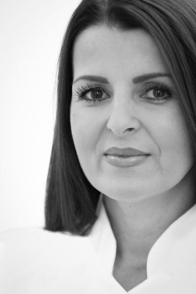 Natasa Todorovic, Kosmetikerin, Kosmetik Institut Buchs