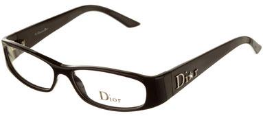 Occhiali da vista Christian Dior donna. Modello: 3097. Colore: 807 nero. Calibro 53-14. Prezzo: 141,00. Spedizione gratis. Materiale: plastica. Forma: rettangolare.