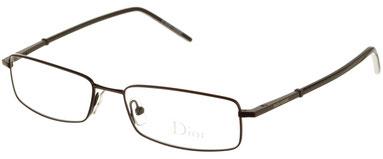 Occhiali da vista Dior Homme 0079. Colore: 31D nero. Calibro 54-17. Materiale: metallo. Forma: rettangolare.