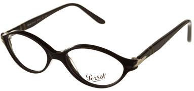 Occhiali da vista Persol donna Modello: 2519V. Colore: 95 nero. Calibro: 50-17. Prezzo € 116,00. Spedizione gratis. Forma: ovale. Materiale: plastica.