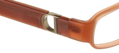 Occhiali da vista Christian Dior 3115. Colore: X1K BROWN OP marrone. Calibro 51-14. Materiale: plastica. Forma: rettangolare.
