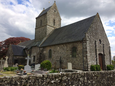 église Sainte-Marie, La Rochelle-Normande
