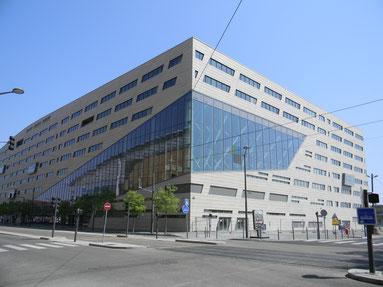 Hôtel de Région Rhône-Alpes